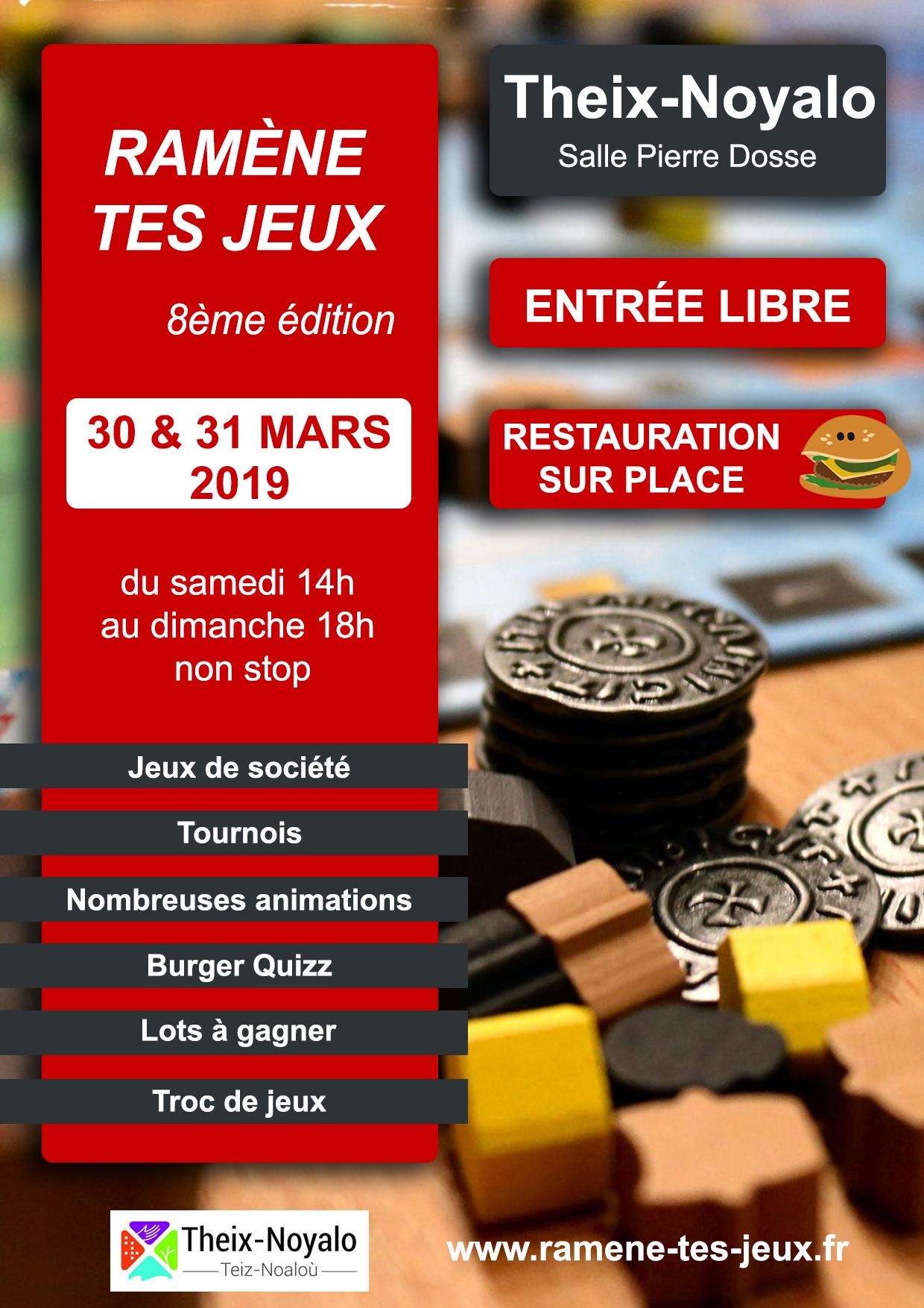 Festival Ramène tes jeux, 30-31 mars 2019 à Theix-Noyalo (56) Rtj_2019