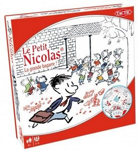Tournoi Le petit Nicolas.